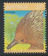 SG 1076  SC# 1035e  Used  - Wildlife  Echidna