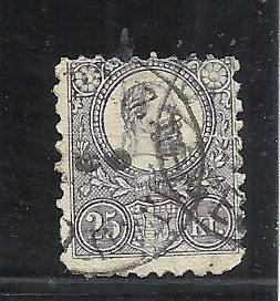 Hungary #12 used cv $40.00