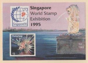 Tokelau Islands Scott #212 Stamps - Mint NH Souvenir Sheet