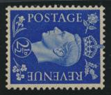 GB SG 466a SC# 239a wmk sideways Mint Light Hinge  vg centering and perfs see...