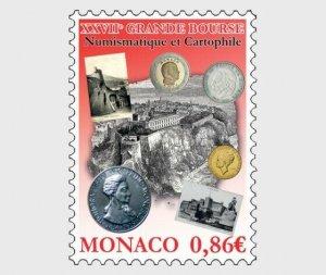 H01 Monaco Grande Bourse 2019 (Grand Fair) MNH ** Postfrisch