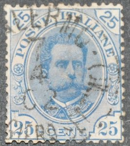 DYNAMITE Stamps: Italy Scott #70 – USED