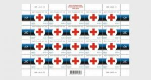 H01 Estonia 2019 Estonian Red Cross 100  Full sheets