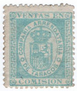 (I.B) Spain Revenue : Tobacco Seal (Companie Arrendataria de Tabacos)