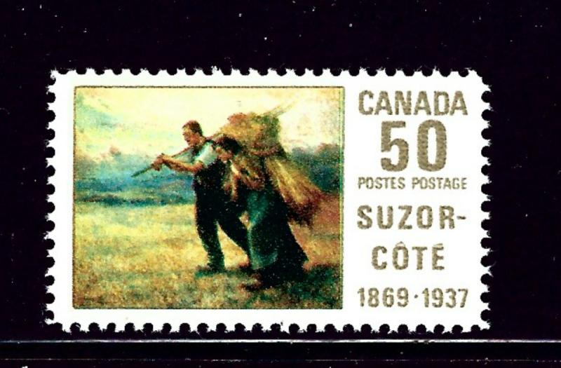 Canada 492 MNH 1969 issue