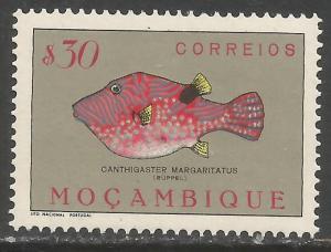 MOZAMBIQUE 336 MNH FISH Z416-1
