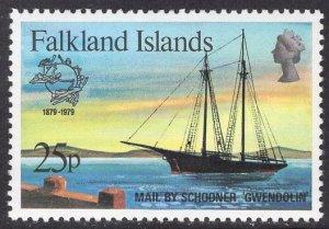 FALKLAND ISLANDS SCOTT 297