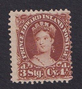 Canada  Prince Edward Island  #10 used  1870  Queen Victoria