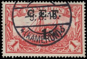 Cameroons Scott 62 Gibbons 10 Used Stamp