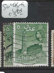ADEN (P0204B)  QEII   5C     SG  48-9         VFU