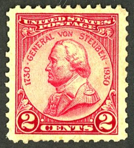 U.S. #689 Used