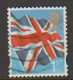 Great Britain SG 2821  Used