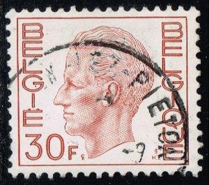Belgium #778 King Baudouin; Used (0.25)