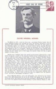 1288 15c OLIVER WENDELL HOLMES - Hammond Card