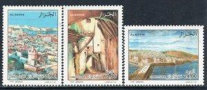 1143 - Algeria 1998 - Algiers Kasbah - MNH Set