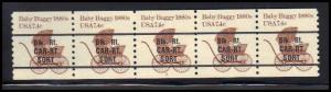 1902a Fine MNH Dry Gum PNC 2/5 X1454