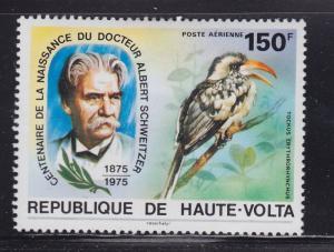 Burkina Faso C212 Schweitzer and Bird 1975
