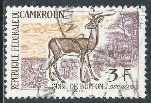 Cameroun, Sc #362, 3fr Used