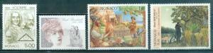 Monaco #1930-1933  MNH  Scott $10.75