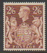 GB George VI  SG 476 mounted mint