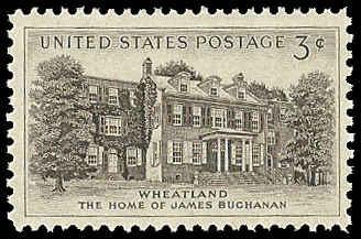 PCBstamps   US #1081 3c Wheatland, MNH, (PCB-31)