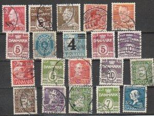 Denmark Used Lot #191002-1