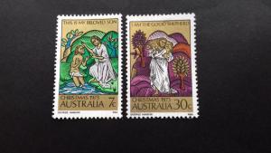Australia 1973 Christmas Unused