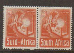 South Africa #87 mint no gum