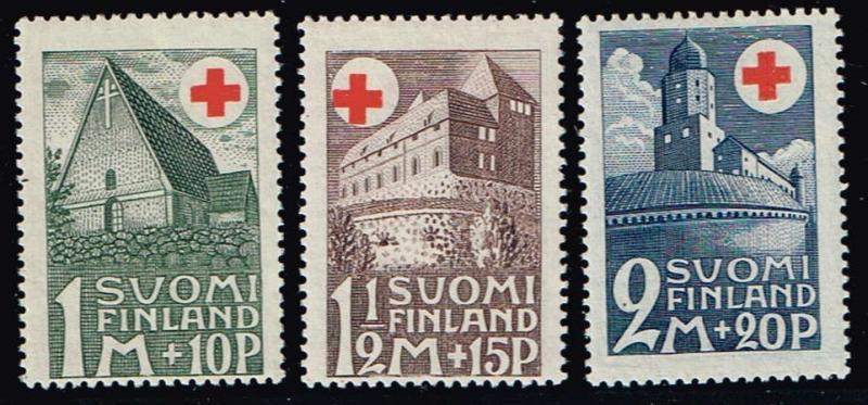 Finland # B5 - B7 MLH