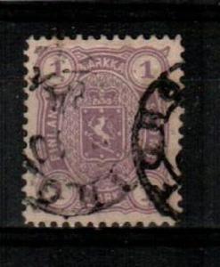 Finland Scott 30 Used VF (Catalog Value $50.00)