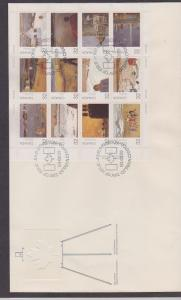 CANADA FDC FOR CANADA DAY 1984 STAMPS #1027a LOT#PPJ59
