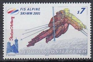2000 Austria 2335 Wintersport