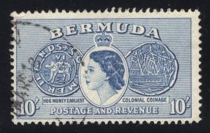 Bermuda #161 - Used