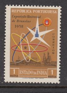 Portuguese India 568 mnh