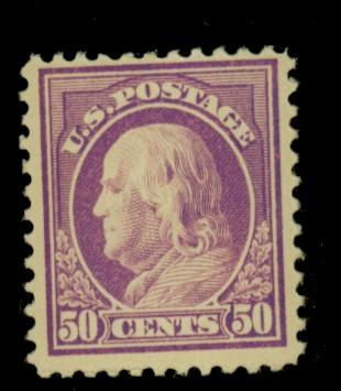 517 MINT F-VF OG LH Cat$47.50