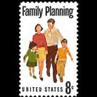 U.S.A. 1972 - Scott# 1455 Family Planning Set of 1 NH