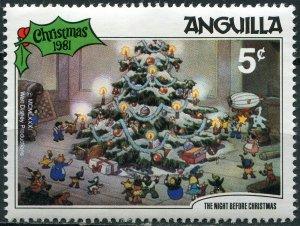 Anguilla 1981. Christmas 1981 (VI) (MNH OG) Stamp