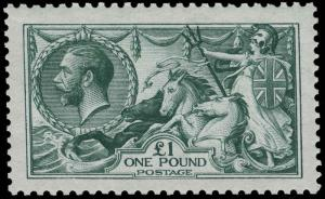 Great Britain Scott 176 Gibbons 403 Never Hinged Stamp
