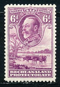 Bechuanaland Protectorate #110 Single MH