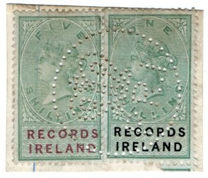 (I.B) QV Revenue : Records Ireland 6/-