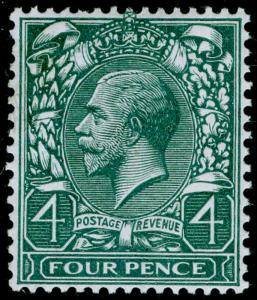 SG379 SPEC N23(4), 4d slate-green, VLH MINT. Cat £15.