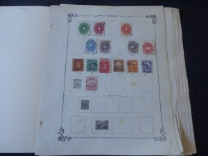 Mexico 1874-1936 on Yvert Album Pages
