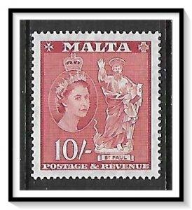 Malta #261 St Paul MH