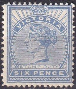 Victoria #165  Unused CV $32.50 (Z9580)