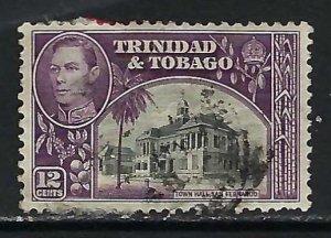 TRINIDAD &TOBAGO 57 VFU X384-1