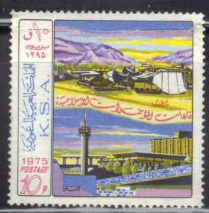 SAUDIA ARABIA  SC# 682 **USED** 10p   1975    SEE SCAN
