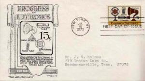 United States, First Day Cover, New York