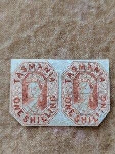 Tasmania 16 VF, CV $250