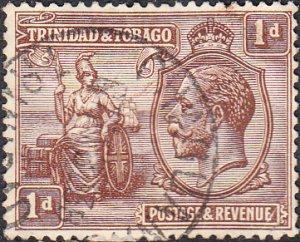 Trinidad & Tobago #22    Used