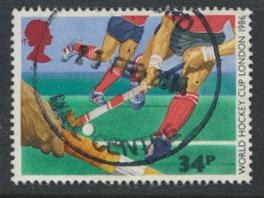 Great Britain SG 1332 - Used - Commonwealth Games